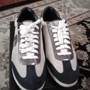 Coach tennis shoes